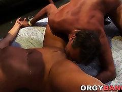 Mature slut group fucked