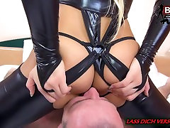 daughter catch dad fucking Latex Teen - erster domina Besuch - AMATEUR FETISH