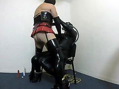 Nipples big toying her ass hard games with crossdressers
