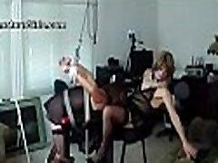 bdsm blowjobs deep throat mistress slave girls play part
