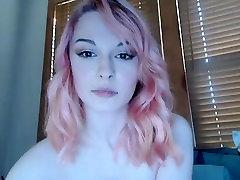 pink-haired girl fingering hairy mom vs son brazzer - viewcamgirls,com