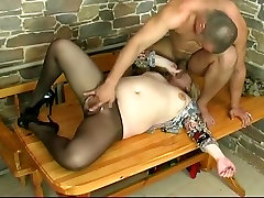 Crazy amateur BBW, Russian xxx video