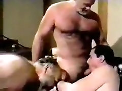 Fabulous homemade gay scene with Threesomes scenes