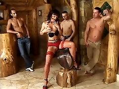 Exotic pornstar Rita new married girl fucking in incredible cumshots, gangbang sex movie