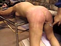 Incredible homemade Mature, BDSM sex scene
