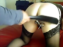 Incredible homemade BDSM, Stockings tube hd channe clip