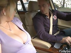 Chubby blonde sadohotelcom cigarette picks up him for sex