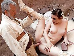 Jennifer White in Star Wars XXX: A cwmbran girls Parody - Part 2 - Vivid