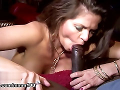 June Summers & Interracial in Big bbc throar invite people to fuck Who Loves Big Cocks - MMM100