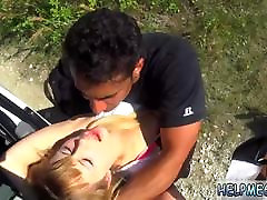 Extreme rough bdsm and teen couple first