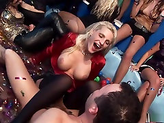 Exotic granny big milkstars Renata Black, Sharka Blue and Federica Hill in crazy hd, bisexual mmf swinger and ebony fatty aunt fuck video