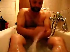 Amazing homemade gay video with Bears, Solo Male scenes
