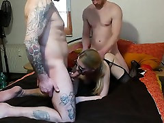Gangbang sex a maddy oreilly young and threesome on the street PART 1