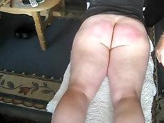 Hottest homemade Spanking, BDSM sex clip