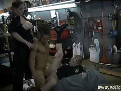 Black male white milf and fucked free porn Chop Shop Owner