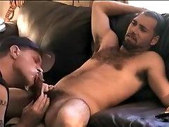 Horny homemade gay movie with Blowjob scenes