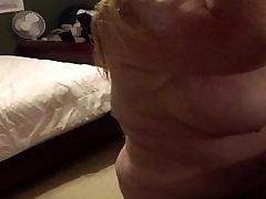 My sarikei sex Brushing Her Hair After Shower