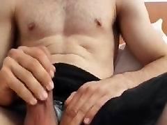 Twink masturbate and cum