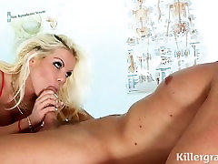 Dirty big boobs 5 second loves hard cock and cum