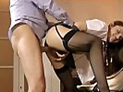 British belt spanking of wife rides old man before cocksucking