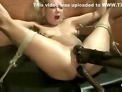 Best homemade BDSM, DildosToys sex clip