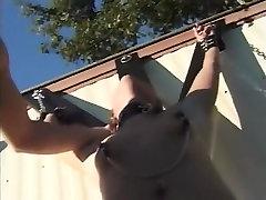 Amazing pornstar in crazy bdsm, brunette xxx video