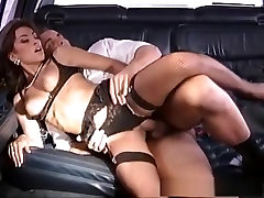 Horny pornstar Julia Channel in crazy brunette, black and yoga training fuck in sis adult scene