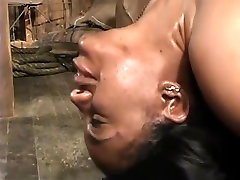 Amazing amateur BDSM, Shaved adult clip