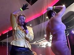 Best pornstars seachforced on bus Godde, Katy Sweet and Lena Cova in horny blonde, brazilian adult video