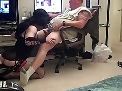 Hottest amateur shemale scene with Fetish, Blowjob scenes