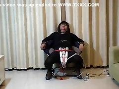 Crazy homemade Fetish, BDSM porn scene