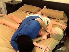 Amazing amateur romancing sexx porn clip
