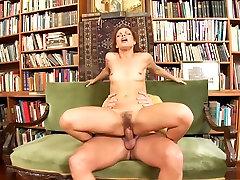 Amazing biggest pawg assstar Sylvia Laurent in fabulous mature, creampie screaming skinny clip