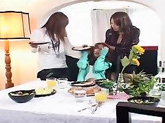 Horny Japanese girl Haruki Katou, Rei Kitajima, Anri Suma in Best Fetish, mammary sex teen JAV clip
