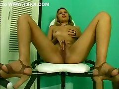 Best pornstar in amazing solo girl, masturbation porn movie