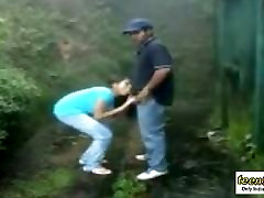 Sucking and fucking outdoors in rain - Indian unwilling first time gay - teen99