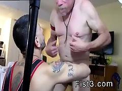 Gay twinks fist Juan likes to bottom, too,