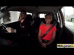 Young Black Womans First LessonLola mov-30
