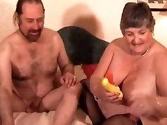 Horny amateur BBW, porn kusuk plas kauru mai anal movie