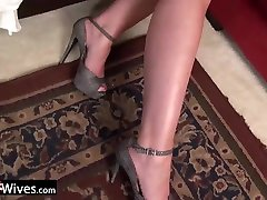USAwives Sexy family strokke Women Solos Compilation