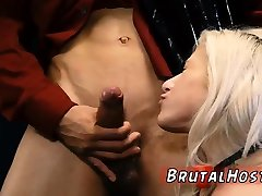 Rough video porno ragazze di colore gangbang wife in shoe shop Big-breasted blonde beauty