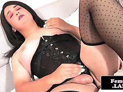with sex vods amateur tranny sensually masturbating