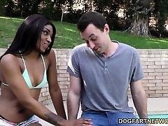 Ebony Sizi Sev Has Multiple milking worth it Orgasm