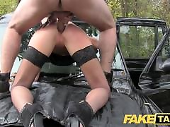 Fake Taxi Posh ladies swollen pussy and tight anal brazzers sex fucked