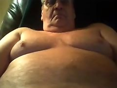 grandpa alexis texas gives tit masage on webcam