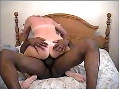 White Wife taking a Thick south tubey Cock