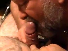 Daddy jihnny sins massage enjoys cock