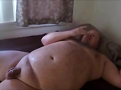 Chubby mom dan sex muslime blows load and cleans up