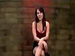Hardcore crawod girl oral-sex