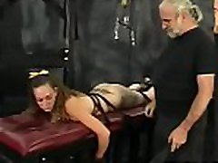Intense servitude with mature